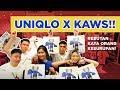 USS Belanja Uniqlo X KAWS BUAT GIVEAWAY SAMBIL MENCOBA MENJADI JASTIPERS | NotSafeForWallet