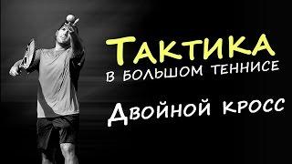 Теннис тактика | Убойная комбинация