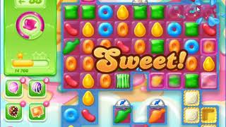 Candy Crush Saga Jelly Level 751
