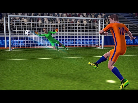Soccer World League FreeKick (by Best Mobile Sport Games) Android Gameplay [HD]