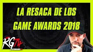 La resaca de los Game Awards