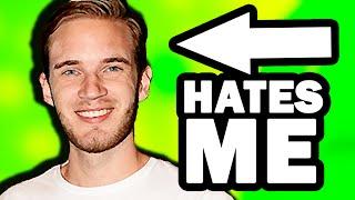 PEWDIEPIE HATES ME! (Vlog)
