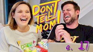 "Selling ""Blue Balls"" on the Black Market: Don't Tell Mom - e. 17"