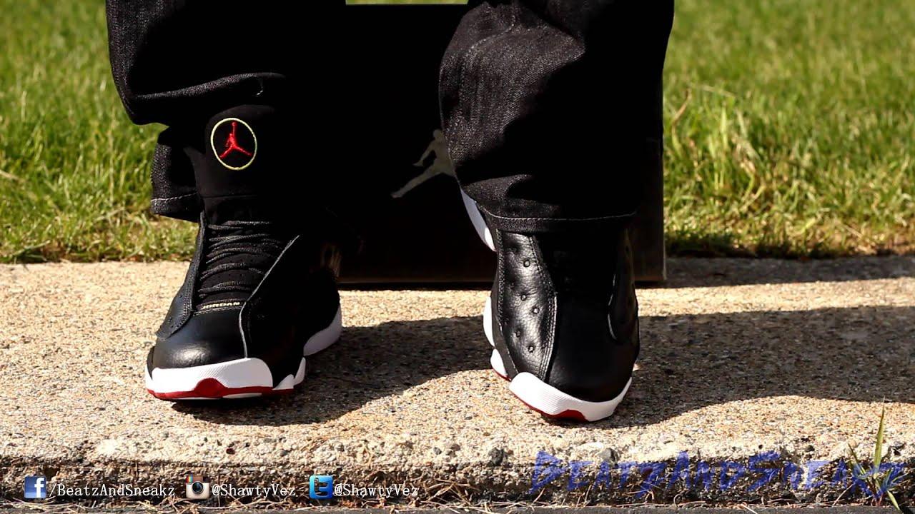 factory price 9df83 279cc Kickin  It  Air Jordan Retro 13 Playoff (Unboxed  2)