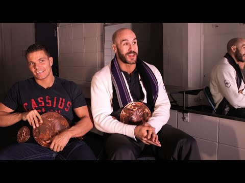 Cesaro & Tyson Kidd Interview: On their careers, tag team division, Vince McMahon & Brass Rings!
