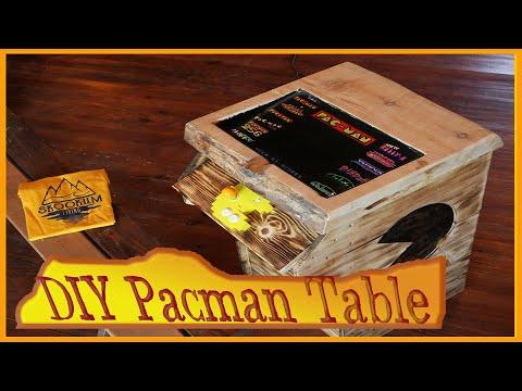 DIY Pacman Table