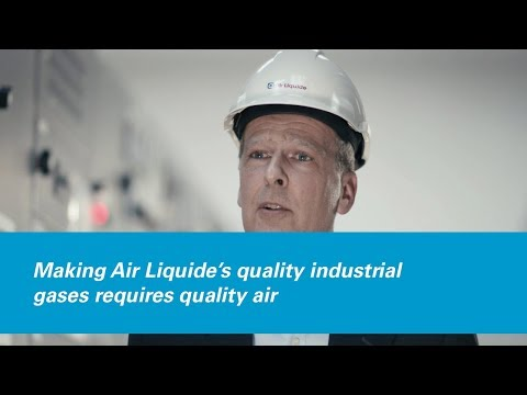 Making quality industrial gases requires quality air