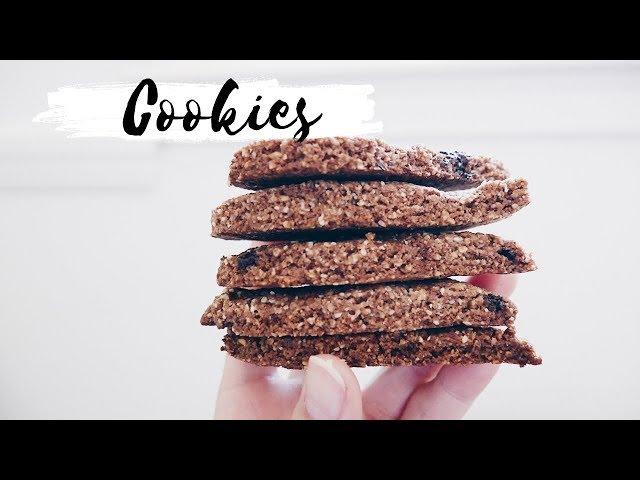 COOKIE DE CHOCOLATE  - LOWCARB / SEM GLÚTEN