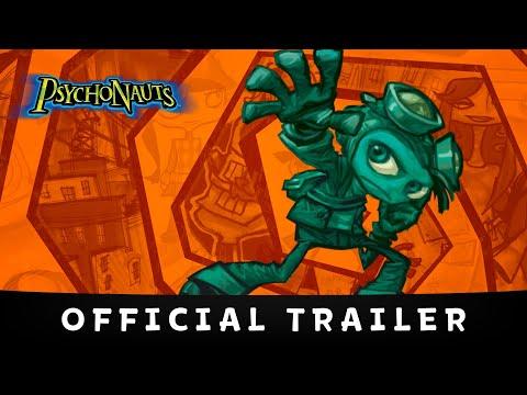 Psychonauts Trailer