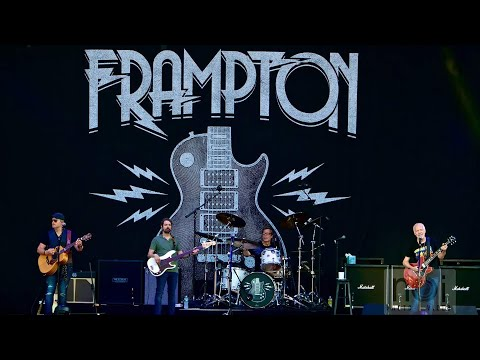 Black Hole Sun ~ Peter Frampton (Chris Cornell Tribute) - Waterfront Concerts 2018 - Bangor Maine