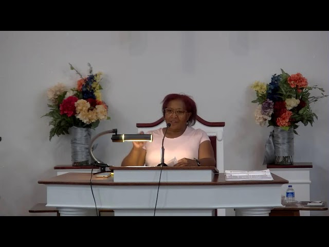 09-15-2021 - Hour Of Power Bible Study with Rev. Casandra Howard