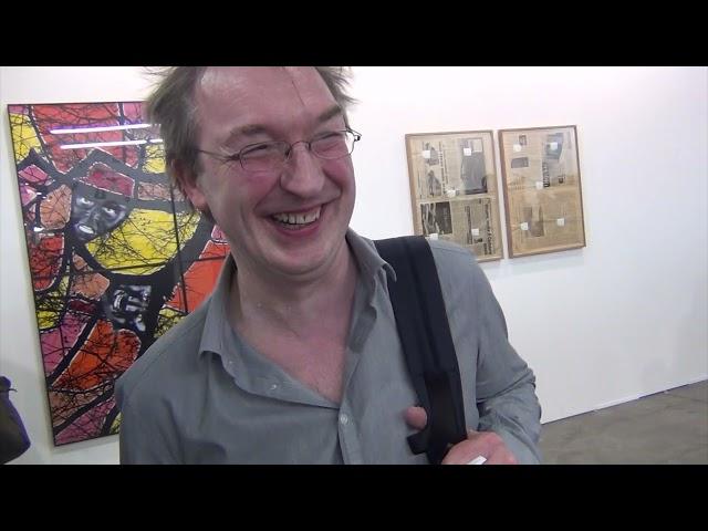 Archives Jacques Lizène Art Brussels 2015