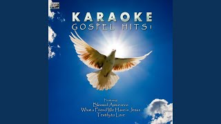 How Great Thou Art (In the Style of Alan Jackson) (Karaoke Version)