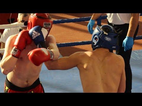 kickboxing championship 2018 - russia final