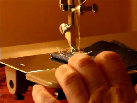 NICE BASIC NELCO STRAIGHTZIG ZAG MACHINE MODEL R4040 YouTube Gorgeous How To Thread A Vintage Nelco Sewing Machine