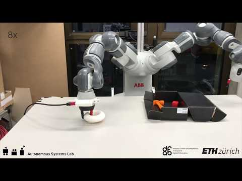 Flexible Robotic Grasping with Sim-to-Real Transfer based Reinforcement Learning