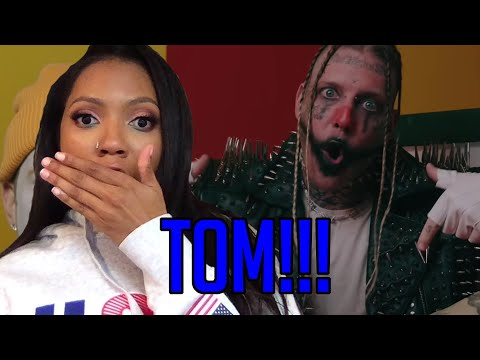 "HE REALLY MADE ME THINK !!! Tom MacDonald   ""Clown World"" REACTION"