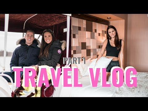 TRAVEL VLOG: POCONOS MT. AIRY CASINO & RESORT | Part 1 | Molly J Curley