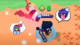 300iq NANI & PEEP Trolling All Brawlers 😂 Brawl Stars Funny Moments, Wins, Fails
