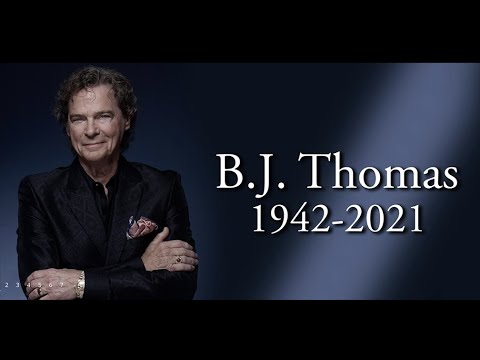 BJ Thomas sings