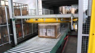 Обвязка пленкой(http://yugkarton.com.ua Юг картон, югкартон, картонный завод, картонные коробки, гофрокартон, гофротара, гофрокороба,..., 2013-09-11T21:46:14.000Z)