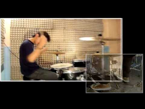 Cobus Hillsong United- Tomalo (Drum Cover) SPANISH-2012 HD