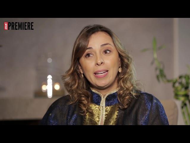 الإعلامية المغربية بقناة فرانس 24 عزيزة نايت سي باها تتحدث عن تجربتها المهنية و علاقتها بتونس