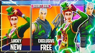 New FREE RARE SKIN! - How To Get FREE SKINS in Fortnite Battle Royale! (New Fortnite Skins Update)