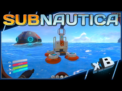 MOBILE VEHICLE BAY! :: SUBNAUTICA: Castles & Coffee Update :: Ep 2