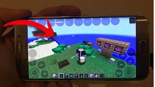 Como Descargar Minecraft 1.13 De PC En Android - Gratis Sin Errores! 100% Funcional