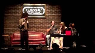Flappcast Christopher Us And His Angry Pursuit Comedy