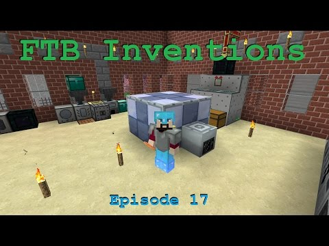 FTB Inventions Episode 17: Implosion Compressor