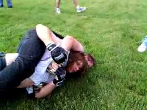Garth vs.eddie dunn 1