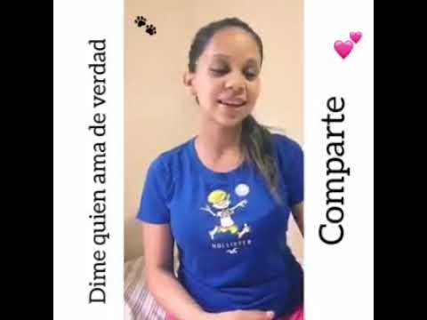 DIME QUIEN AMA DE VERDAD 😭/ LESNY CENTENO  🎵