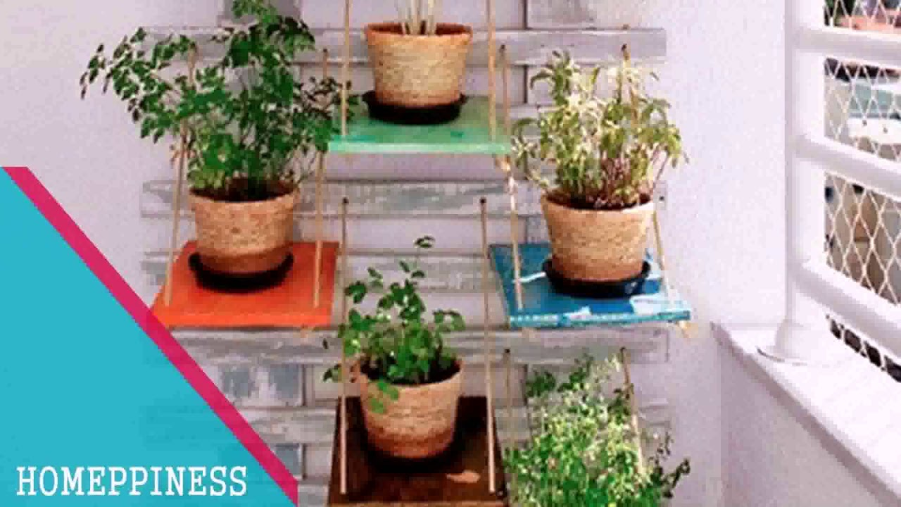 Small Apartment Balcony Garden Ideas India - YouTube