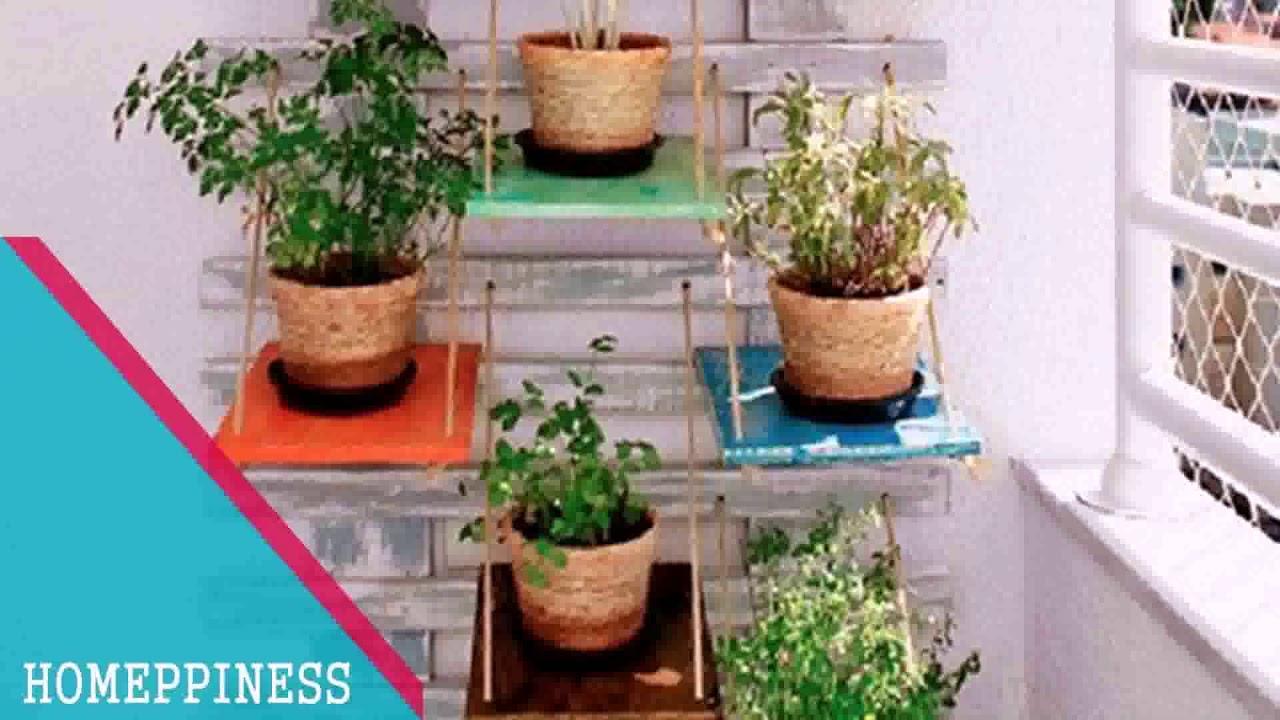 Small Apartment Balcony Garden Ideas India Gardening Videos