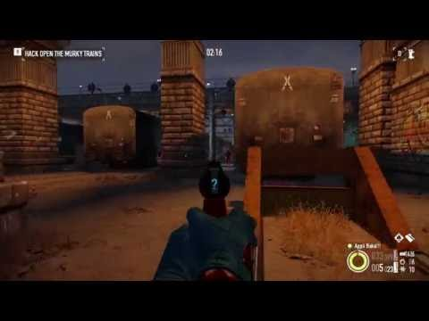 Payday 2 Sydney Murky Station stealth solo