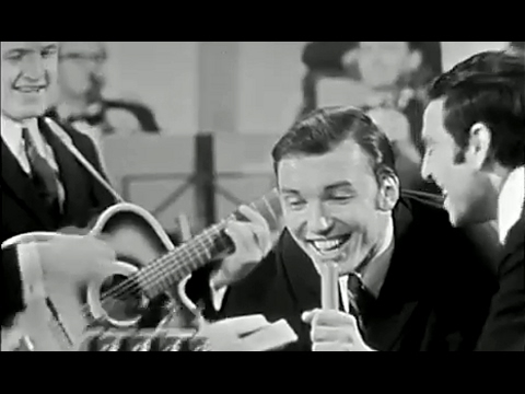 Karel Gott - Pošli To Dál / Bum, Bum, Bum (1967) Zlatý Slavík 1966