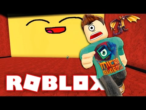 CRUSHED BY A SPEEDING WALL IN ROBLOX!   w/ MicroGuardian!