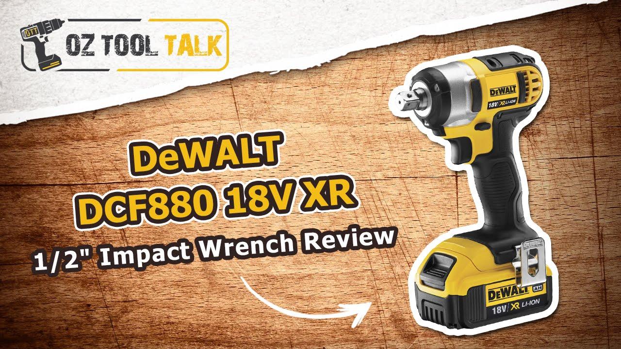 Dewalt Dcf880 18v Xr 1 2 Impact Wrench Review