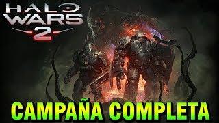 La Pesadilla Despierta | Halo Wars 2 Nueva Campaña Completa | En Español