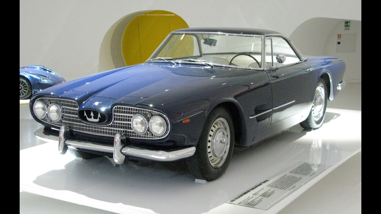 Maserati 5000 Gt Museo Casa Enzo Ferrari Modena Emilia