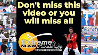 Extreme Martial Arts Chandigarh - Get Together Day - Part 2