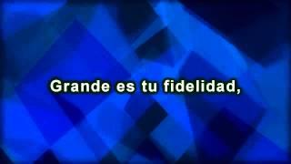 Tu Fidelidad - Marcos Witt - Karaoke (Libandro)