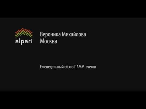 Еженедельный обзор ПАММ-счетов (01.08.2016-05.08.2016)