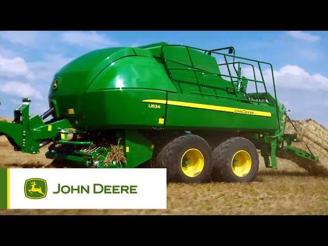 L1500 Presse per balle quadre di grandi dimensioni - John Deere