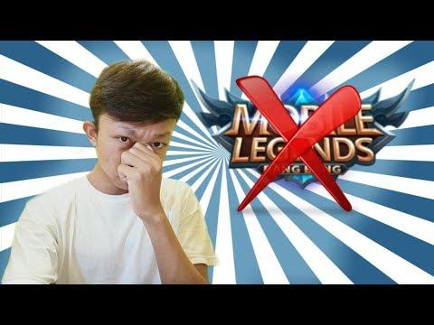 HAPUS GAME MOBILE LEGENDS!