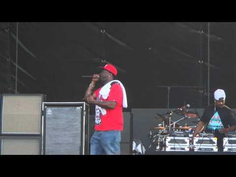 Dis B****, Dat Hoe-Project Pat at Memphis In May 2014