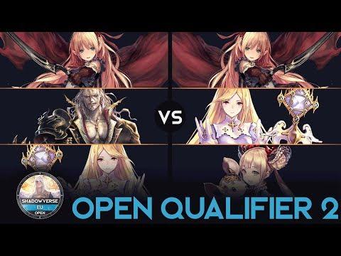 Himari vs Azuru - Chronogenesis EU Qualifier II - Shadowverse Open