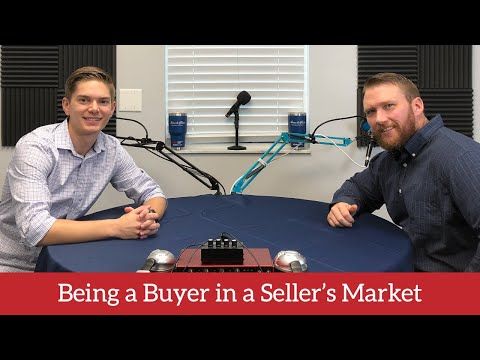 Being a Buyer in a Seller's Market - Tips from Realtors